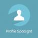 Profile Spotlight  plugin