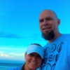 Gary and Rhonda